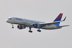 Delta Air Lines - Boeing 757-200 - N650DL - John F. Kennedy International Airport (JFK) July 24, 2009 3000 152 RT CRP