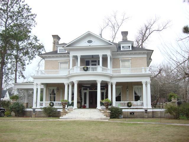 Eufaula alabama flickr photo sharing for Victorian home construction