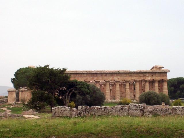 Temple I of Hera (basilica), Paestum