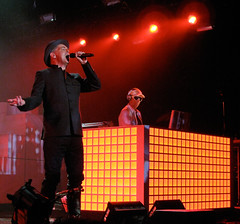 Pet Shop Boys Concert (Montreal)