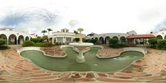 The X Fountain...