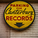 Canterbury Records - rear