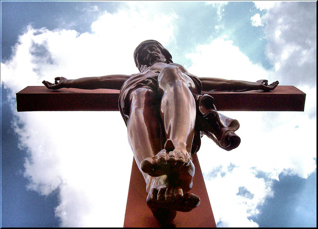 """Jesus Christ on the Cross ~ """"It is Finished!"""""""