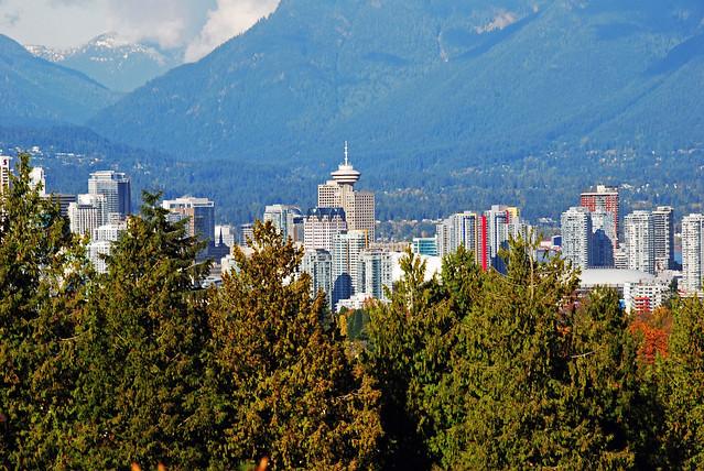 Queen Elizabeth Park, Vancouver BC