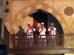 Whirling Dervishes performance - Cairo, Egypt