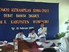 Lomba Debat Bhs Ing LKS SMK