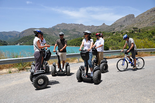 Segway Tour in Alicante by Destino Guadalest