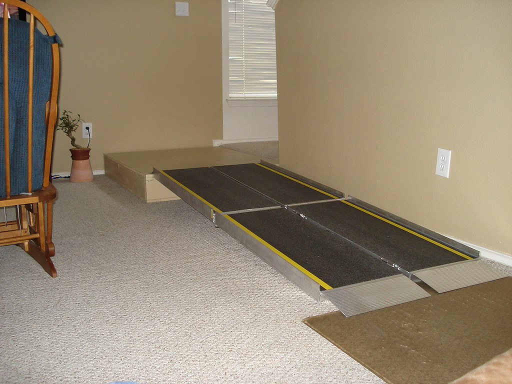 Living Room Ramp