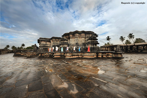 world life old light sky people india art heritage history texture rain stone clouds temple nikon ruins exposure king rags candid culture conservation kingdom historic unesco explore age monsoon karnataka frontpage complex artisan belur worldheritage d700