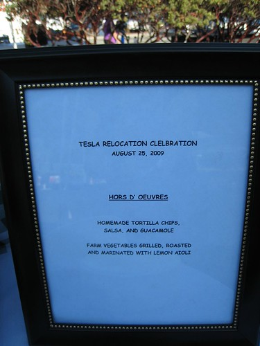 Tesla Relocation Celebration, Just Catering… IMG_9927
