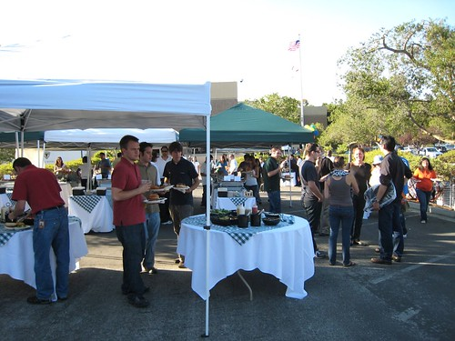 Tesla Relocation Celebration, Just Catering… IMG_9967