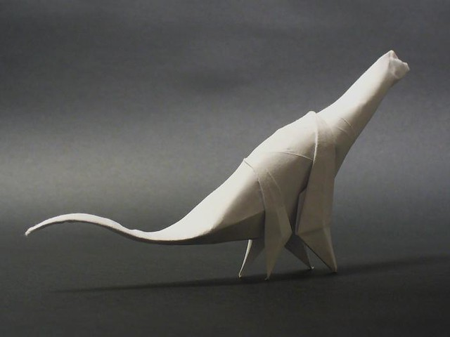 Simple Brachiosaurus
