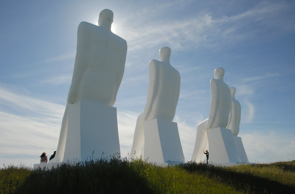 """Man Meets the Sea"" 2"