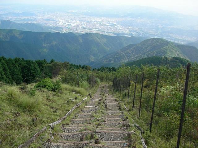 塔ノ岳から大倉尾根を下る(丹沢) Mt.Tonodake Trekking(Tanzawa)