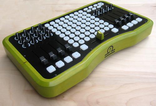 Midi Controller Custom : custom ohm64 midi controller synthtopia ~ Russianpoet.info Haus und Dekorationen