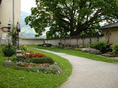 Nonnberg Cemetery