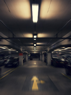 Interior's Week Day 4 - A Car Park
