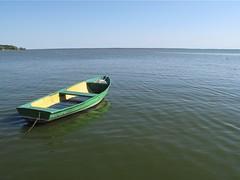 Boating In The River Chunnambar