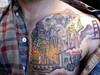 giant robots destroying san francisco session 3 tatoo by Salem