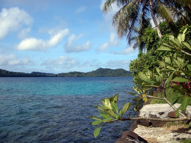Eten Island, Chuuk, Micronesia