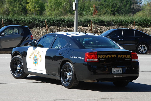 California Highway Patrol Chp Dodge Charger Flickr