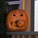 Pumpkin the week after Halloween by Steve Rhodes