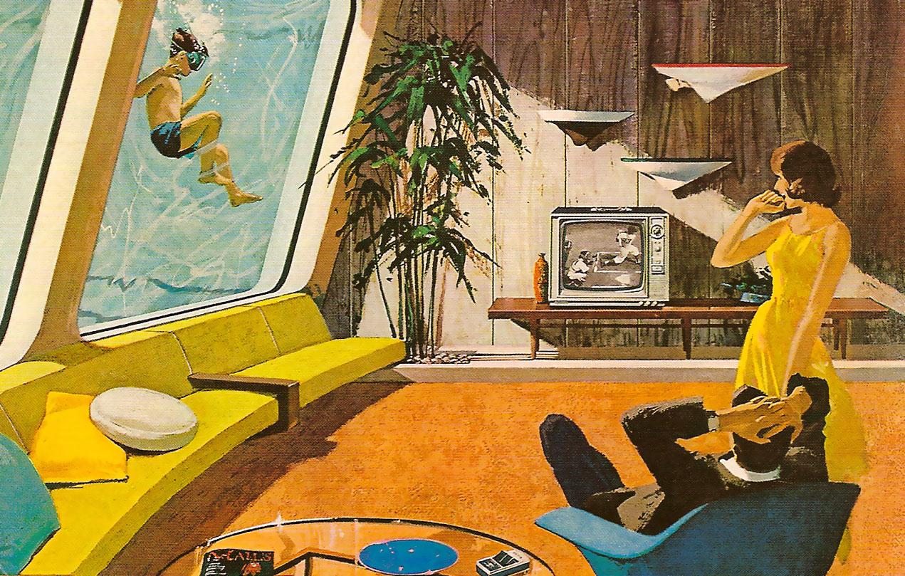 1961-63 Motorola - Underwater TV