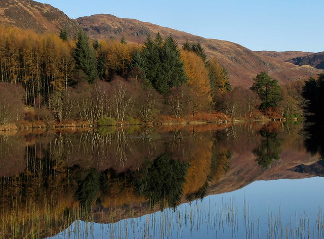 Loch Trool reflection