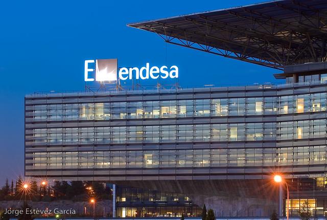 Sede central de endesa flickr photo sharing for Endesa oficinas