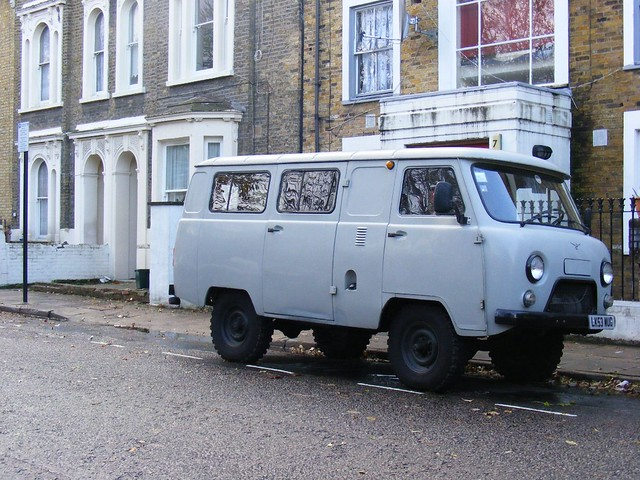 Hackney Plumbing Truck for Sale http://www.flickr.com/photos/sludgeulper/4129748787/