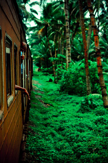 The Colombo-Galle train