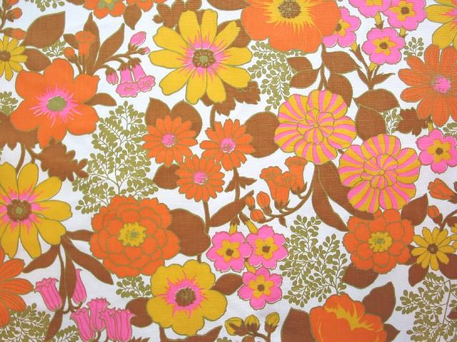 Vintage Fabrics Iii A Gallery On Flickr