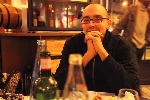 Dave McClure in Paris