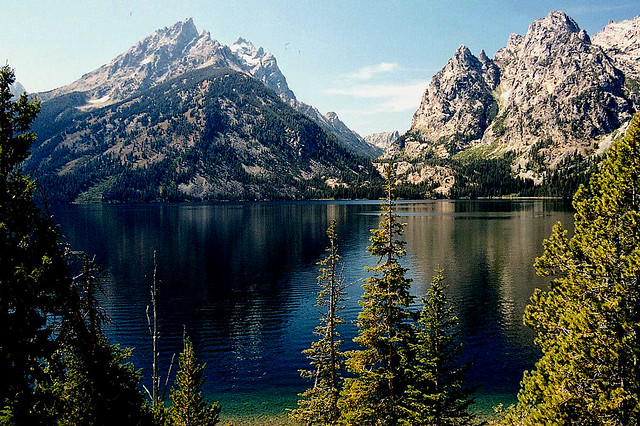 During National Lake Appreciation Month, You Told Us Your ... |Jenny Lake Grand Teton National Park