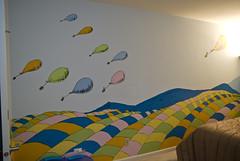 child art(0.0), art(1.0), wall(1.0), yellow(1.0), room(1.0), mural(1.0), ceiling(1.0), interior design(1.0), design(1.0), wallpaper(1.0), illustration(1.0), modern art(1.0),
