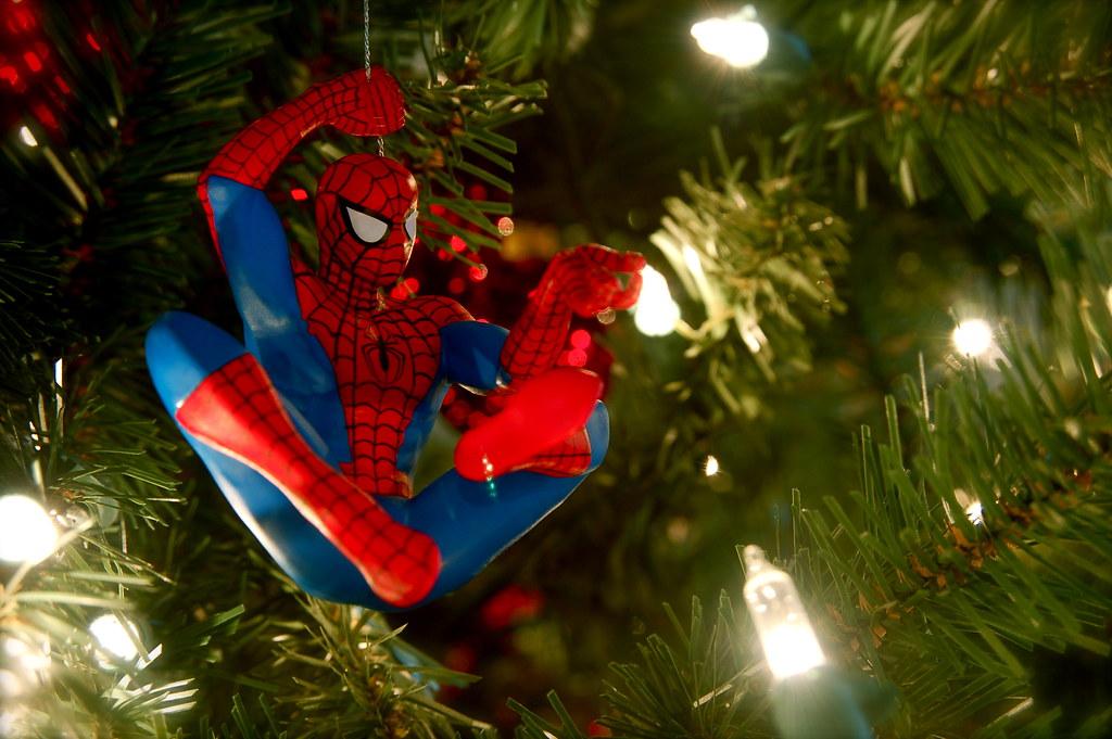 2006 Spider-Man Ornament