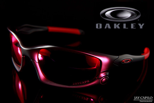 Custom Oakley Split Jacket