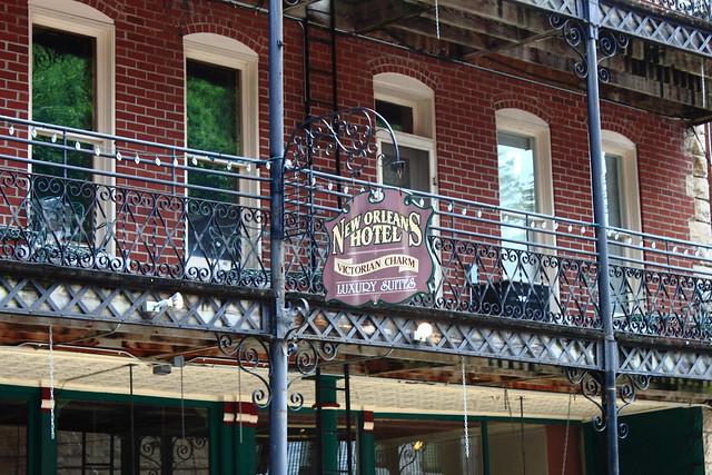 New Orleans Hotel - Eureka Springs, Arkansas | Flickr - Photo Sharing!