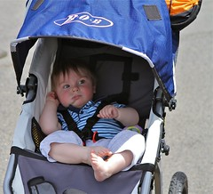 child, baby carriage, blue, person, boy, toddler, baby products,