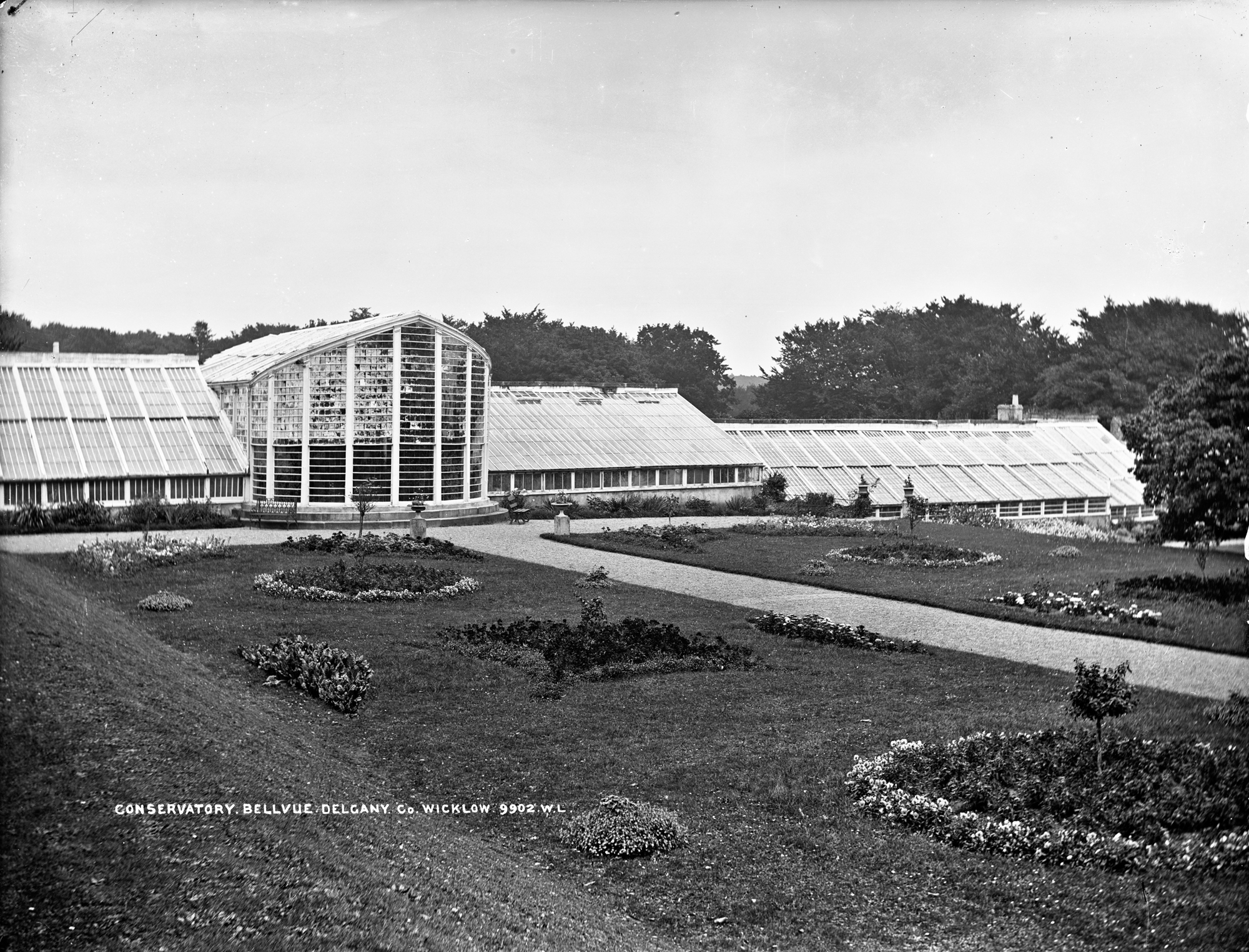Bellevue Conservatory, Delgany, Co. Wicklow