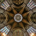 The Central Crossing And Octagon Tower - Ely Cathedral - Cambridgeshire by nick.garrod