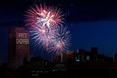 4th of July Fireworks - Albany, NY - 09, Jul - 01 by sebastien.barre