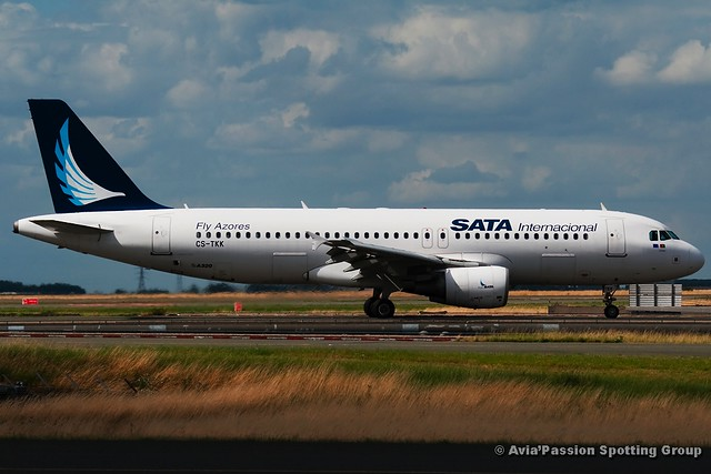 SATA International Airlines Azores http://www.flickr.com/photos/tonggun/3731459265/