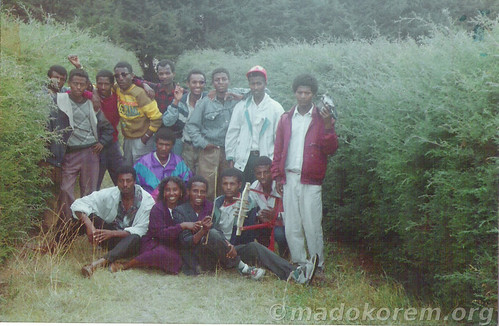 With Member Friends - 1986 ETC (Fikre Ambaw) | by madokorem.org