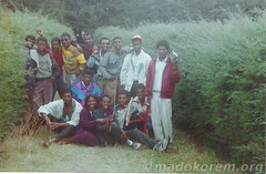 With Member Friends - 1986 ETC (Fikre Ambaw)