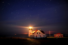 West Quoddy Head Lighthouse | by Lauren Leigh