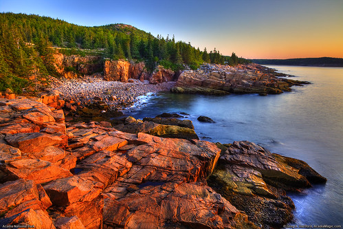 Acadia National Park, Maine by Greg from Maine