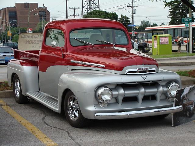1951 M 1 Mercury Pickup Flickr Photo Sharing