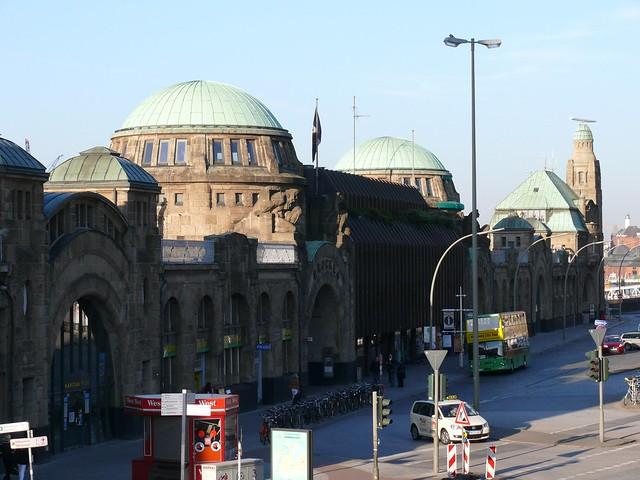 St. Pauli-Landungsbrücken