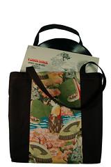 bag, pattern, shoulder bag, handbag, tote bag,